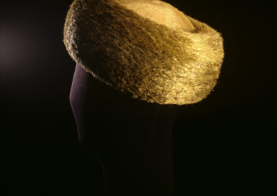 The Golden Fleece. Headpiece. Profile