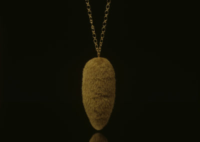 The Golden Fleece - Pendant